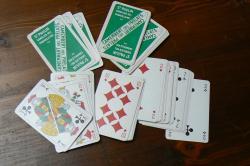 2 jeu de cartes les prelats
