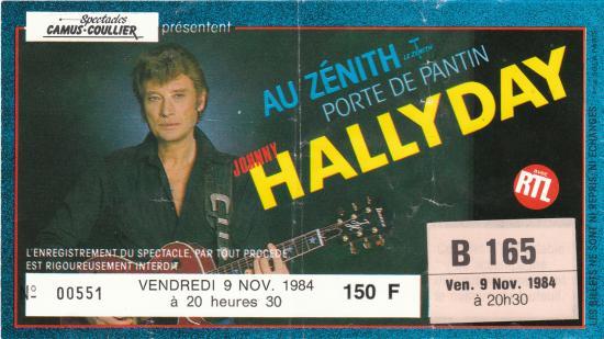 2 zenith paris 09 novembre 1984 et 31 janvier 1985 1
