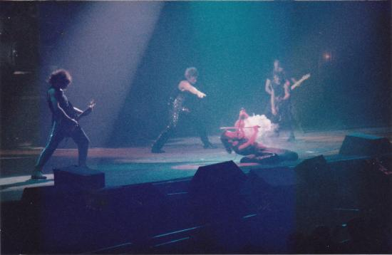 2 zenith paris 09 novembre 1984 et 31 janvier 1985 23