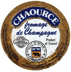Ancienne etiquette fromagerie auxon chaource 2