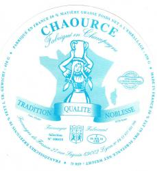 Ancienne etiquette fromagerie auxon chaource 9