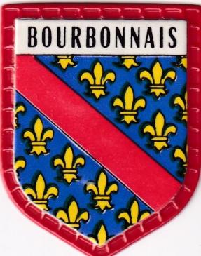 Blason des regions boubonnais