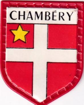 Blasos des villes chambery