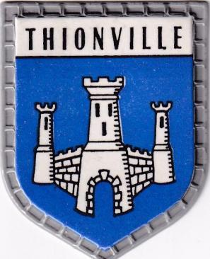 Blasos des villes thionville