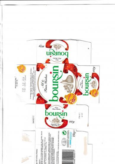 Boursin 33