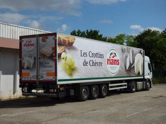 Camion crottin chevre rian aout 2017 2