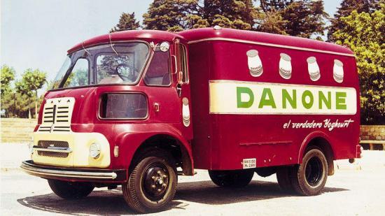 Camion danone 2