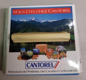 Cantorel devidoir postit