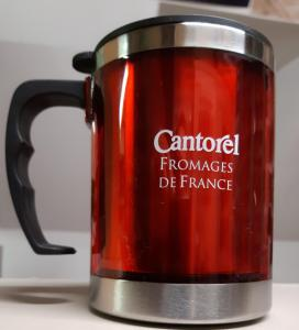 Cantorel mug 1
