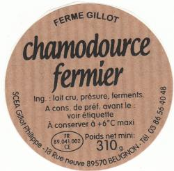Chaource gillot 2017
