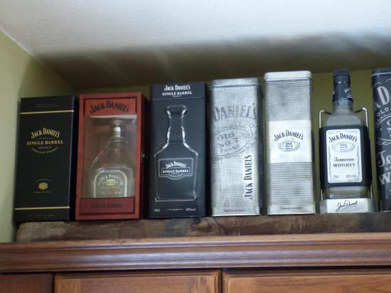 Collection jack daniel s henri 2