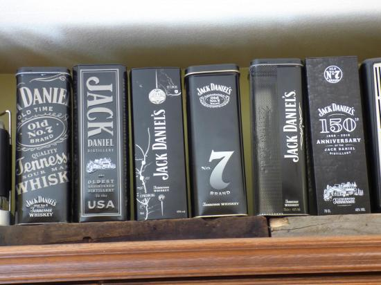 Collection jack daniel s henri 3