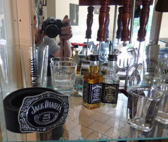 Collection jack daniel s henri 7
