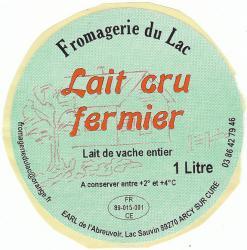 Fromagerie du lac 89 015 001 arcy sur cure 13