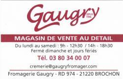 Gaugry 1