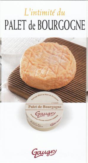 Gaugry 15 palet de bourgogne
