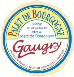 Gaugry 17 palet de bourgogne