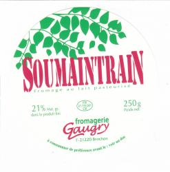 Gaugry 28 soumaintrain