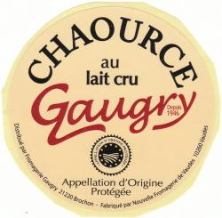 Gaugry 31 chaource