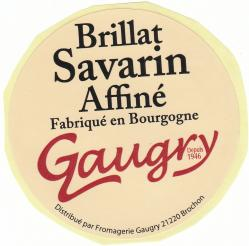 Gaugry 32 brillart savarin