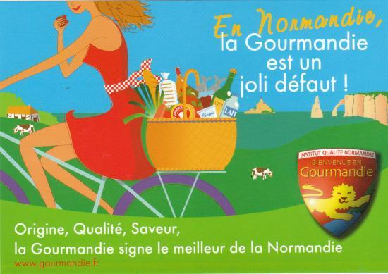 Gourmandie 1