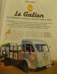 La bergere camion renault galion 4