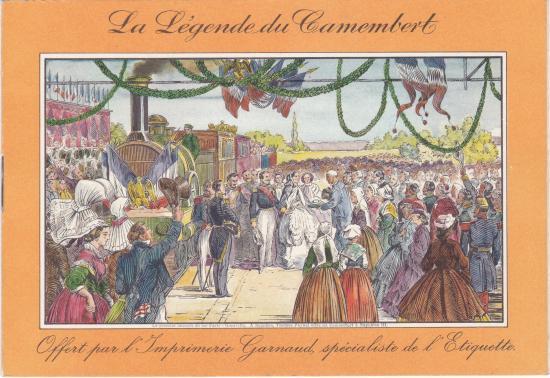 La legende du camembert 1