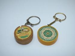 Porte cles fromage 21