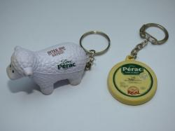 Porte cles fromage 48