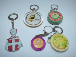 Porte cles fromage 56