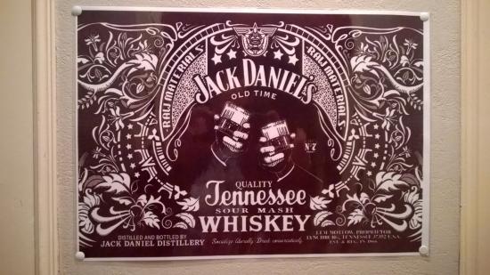 Poster jack daniel s