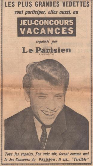 Presse johnny 17 juillet 1963 2