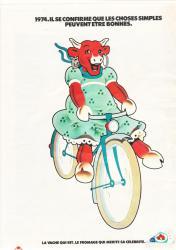 Pub vache qui rit 1974 2
