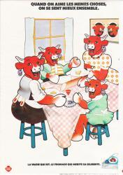 Pub vache qui rit 1974 6