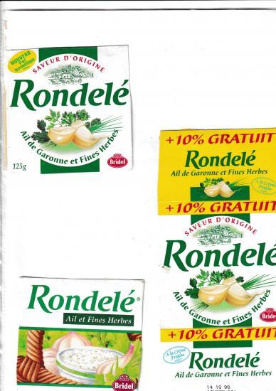 Rondele 12