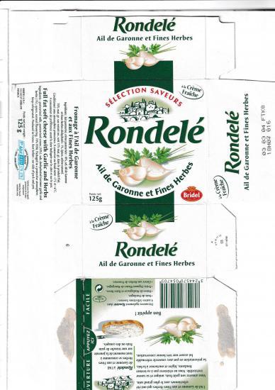 Rondele 16
