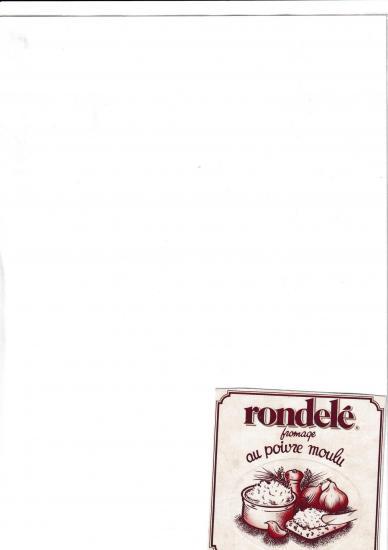 Rondele 27