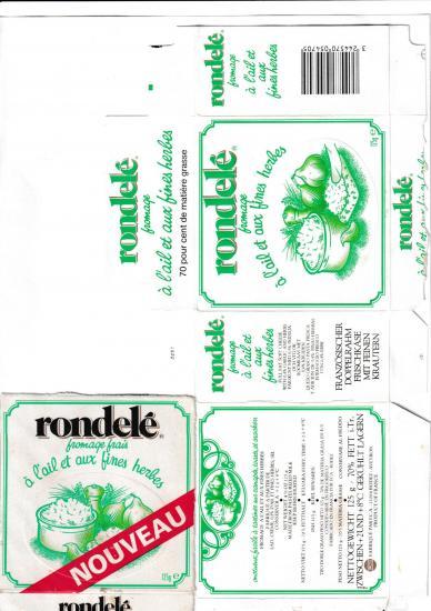 Rondele 7